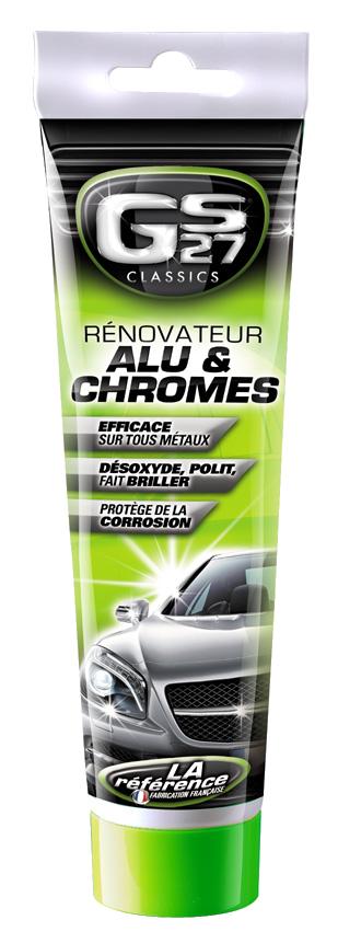 Rénovateur Alu & Chromes