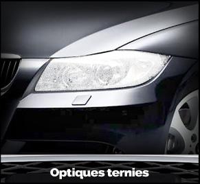 Optiques ternies