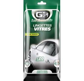 Lingettes Vitres 20 units LES ESSENTIELS