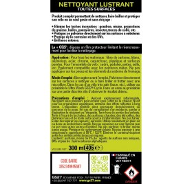 Nettoyant Lustrant Toutes Surfaces