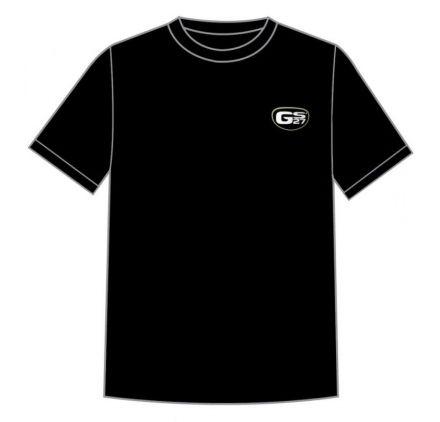 T Shirt Noir Logo GS27 Vert 2016 Taille L