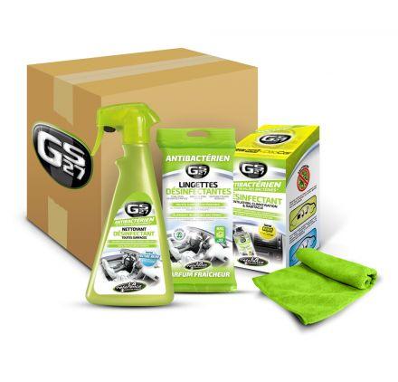 Pack Antibactérien GS27