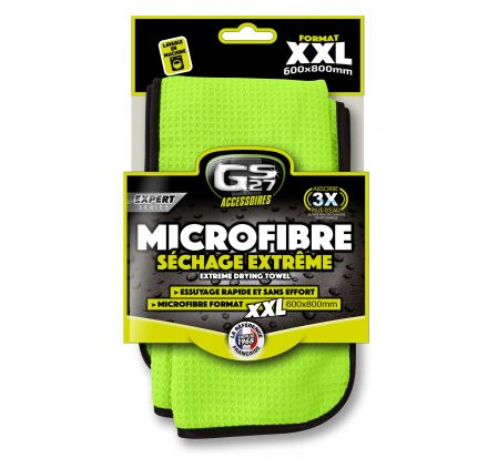 Microfibre Séchage Extreme