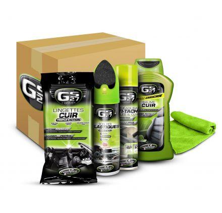 Pack Intérieur cuir GS27