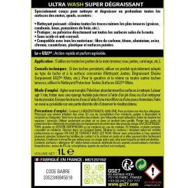MOTO Ultra Wash Super Dégraissant 1 L