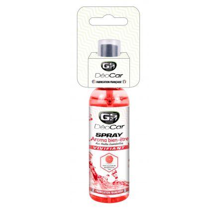 DEOCAR SPRAY 75 ml - Aroma Bien Etre Vivifiant Pamplemousse Rose