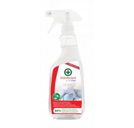 Nettoyant désinfectant Oxyclean  80% 500 ml