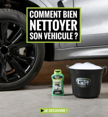 bien nettoyer voiture